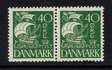 Denmark Sc# 197 Pair - Mint Never Hinged - Lot 012917