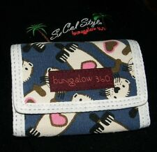 Bungalow 360 Übër Cute Sea Otter Tri-Fold Wallet! Quality! <3 Otter Lovers Fav!