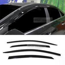 Smoke Window Sun Vent Visor Rain Guards 4P A195 For HYUNDAI 2018 Sonata i45