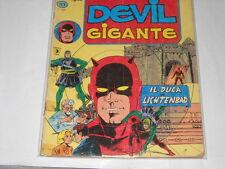 DEVIL  GIGANTE Corno numero  3 originale  !!!
