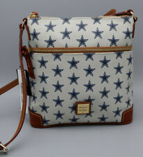 NWT Dooney & Bourke NFL Dallas Cowboys Crossbody Bag Purse $188 Retail
