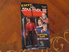 1984 Vintage Star Trek Captain Kirk Action Figure Ertle