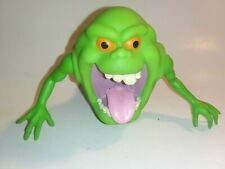 Vintage 1984 The Real Ghostbusters SLIMER Action Figure Kenner Green Ghost
