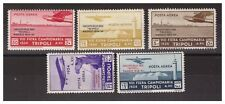 TRIPOLITANIA  1934 - POSTA AEREA   CIRCUITO DELLE OASI  SERIE   NUOVA *