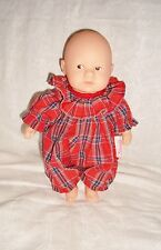 Mini Calin Corolle Dolls 20cm 2002 tenue écossaise