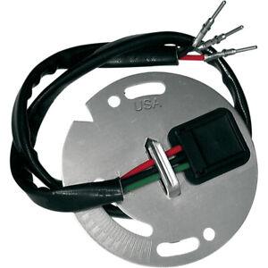 Standard Motor Cam Position Sensor Plate Assembly Harley Repl OEM 32400-80A
