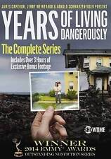 Years Of Living Dangerously: Comp Showtime Series DVD