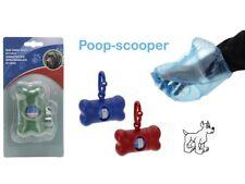 Dog Poop Poo Bags - Green