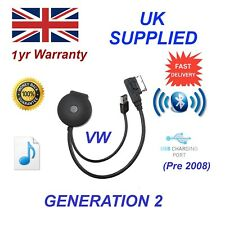 For VW TOUAREG Bluetooth Music Streaming USB Module MP3 iPhone HTC Nokia Sony 2G