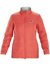 Dakine Louise Mid-Layer/Spiced Coral/Frozen Flowers