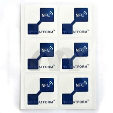 6 PCS NFC Tags for Samsung Galaxy S4  GS4 (NTAG203) & all others