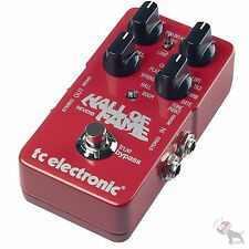 TC Electronic Hall of Fame Reverb Guitar FX Effects Pedal Brand New