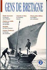 GENS DE BRETAGNE - 2 - 1999 - 928 pages
