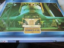 Super Trucks Frontlenker USA Kenworth K100, 1974