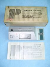 Technics SH-50P1 Stylus Pressure Guage with Original Box & Manual