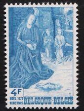 BELGIUM 1973 Christmas 'Adoration of the Shepherds'. Set of 1. MNH. SG2324.