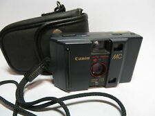 Canon MC Iconic Miniature 35mm Tested Auto Focus 35mm f2.8 Lens Compact Camera