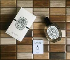 Diptyque Tam Dao Eau de Toilette 100 ml /3.4 oz SALE! NEW WITH BOX! France