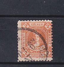 Deutschland Colner pre-1895 gebraucht selten! g1126