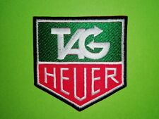 A669 PATCH ECUSSON TAG HEUER 7*8 CM