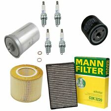 Tune Up Kit for Saab 9-5 99-04 Spark Plugs Filters Free Shipping 1yr Warranty