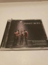 JERSEY BOYS - MUSIC FROM MOTION PICTURE AND BROADWAY MUSICAL CD
