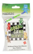 100 FUNDAS BOARD GAME SIZE MEDIUM 57 X 89 SLEEVES JUEGOS DE MESA - YUGIOH