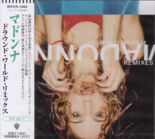 Madonna Drowned World Substitute for Love Remixes Japan CD Sealed WPCR-1983