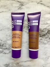 RIMMEL Stay Matte Full Coverage Mattifying Foundation 501 Noisette/603 Chocolate