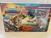 Skylanders SuperChargers Racing Starter Pack Wii U Donkey Kong Amiibo