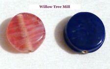 Glass & Lampwork Jewellery Making Pink Beads