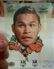 Matt Bowen NRL Gem Card 2008 - FAST POST