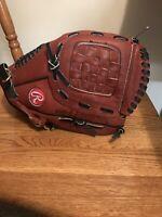 Rawlings RBG70C Baseball Glove Derek Jeter Fastback Deep Well 11.5 Inch RHT