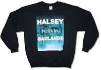 Halsey Badlands Black Crew New Sweatshirt New Official Merch