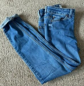 Ladies New Look Jeans. - India. Super Skinny Fit. Size 8 x 30. Blue. FREE P+P.