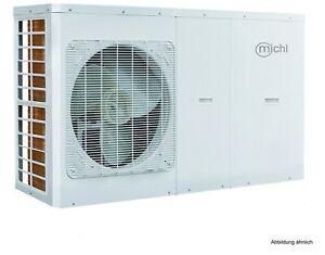 A+++ Wärmepumpe Michl Inverter Luft-/ Wasser Monoblock bis 6 kw MPV-SP6