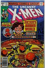 New listing Uncanny X-Men 123 Vg+ Marvel Comics Spider-Man Arcade Byrne Claremont 1979
