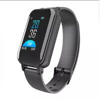 Smart Watch With Wireless Headphones