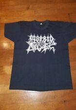Morbid Angel Vintage 1988 Morbid Tour shirt