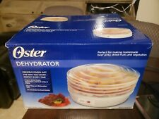 New, in the box Oster DEHYDRATOR FPSTDH0101 with 4 Dishwasher Safe Trays