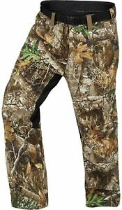 New Arctic Shield Heat Echo Stalker Pants Realtree Edge