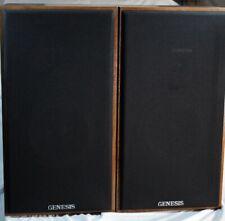 Genesis Model 10 Vintage Speakers