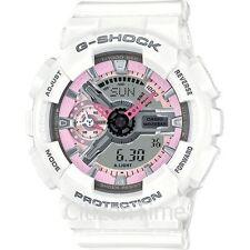 -NEW- Casio G-Shock Women's Analog / Digital Watch GMAS110MP-7A