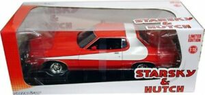 Starsky & Hutch 1974 Gran Torino 1:18th Scale Diecast Greenlight Limited Edition