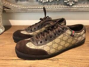 Men's Gucci Sneaker Shoe Size 12.5