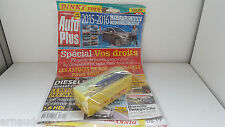 Dinky Toys Atlas - Citroën DS 19 (Ref 530) Auto Plus du 24/10/2014