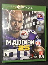Madden NFL 25 [ 1989 - 2014 ] (XBOX ONE) NEW