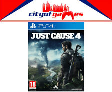 Just Cause 4 PS4 Game Brand New & Sealed Pre Order