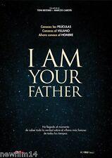 I AM YOUR FATHER DVD NUEVO ( SIN ABRIR ) DARTH VADER STAR WARS