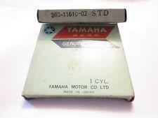 Yamaha RD350 STD Piston Rings NOS RD350A RD350B  360-11610-02  Sold Individually